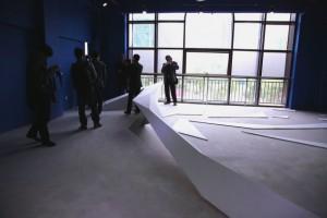 吴秋龑展厅:在天